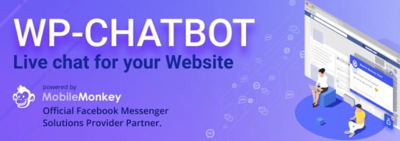 WP-Chatbot for Messenger plugin.