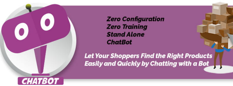 Chatbot for Woocommerce.