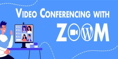 WordPress Zoom integration plugin free.